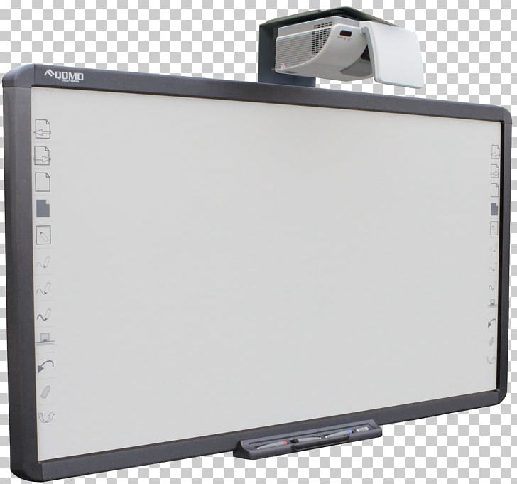 Interactive Whiteboard Dry.