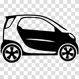 Smart Forfour transparent background PNG cliparts free.