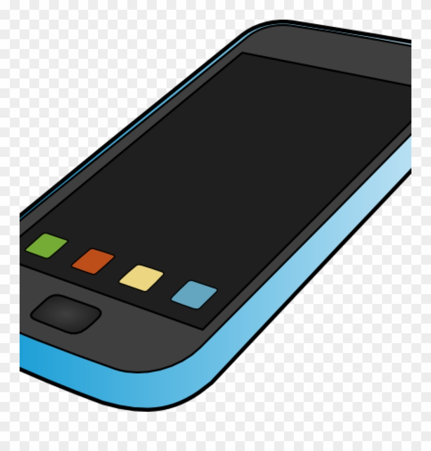 Smart Phone Clipart Smartphone Clip Art At Clker Vector.