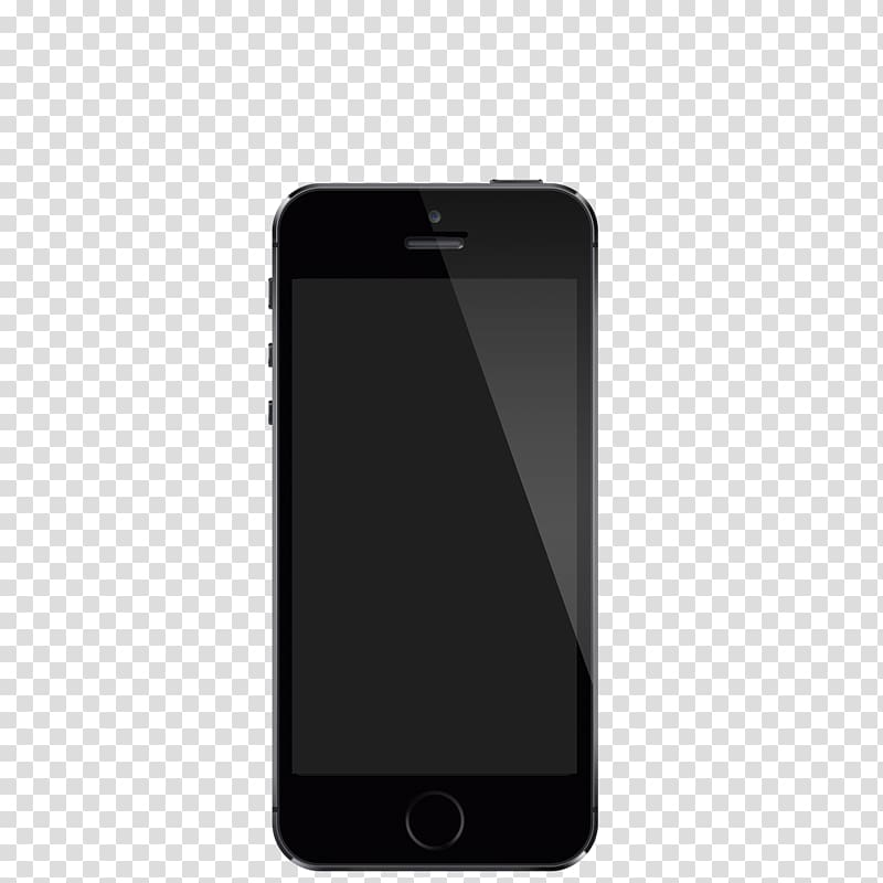 Space gray iPhone 5s, Feature phone Smartphone Mobile Phone.
