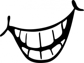 Clipart Smile Mouth.