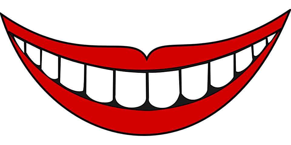 Free vector graphic: Lips, Mouth, Teeth, Smile, Strange.