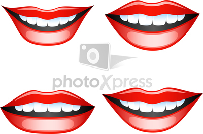 Smile teeth clipart 9 » Clipart Station.