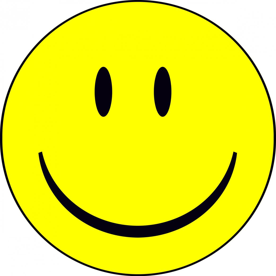 Clipart Of A Smiley Face.