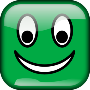 Gallery For > Rectangle Clipart Blue Smiley Face.