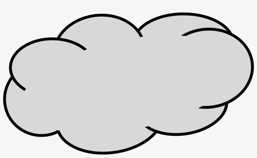 Grey Clipart Smoke Cloud.