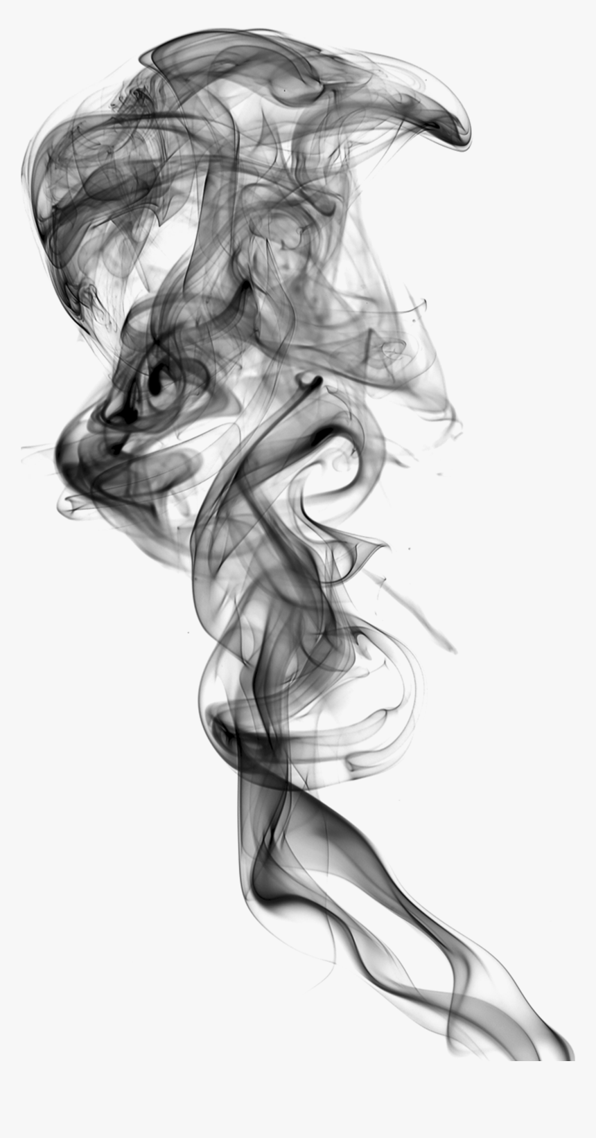 Transparent Picsart Smoke Clipart.