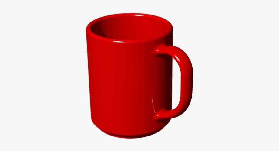 Mug Clipart Smooth Object.