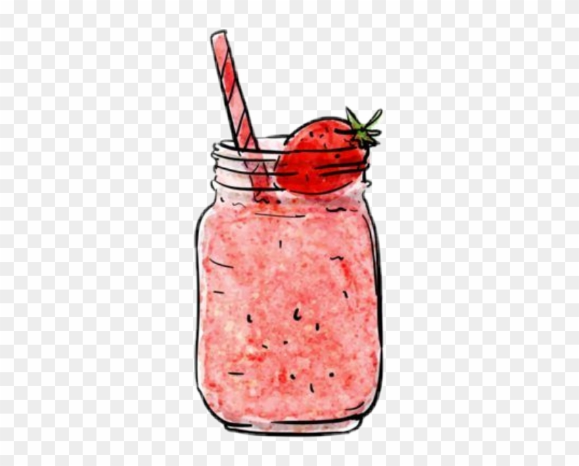 Smoothie Clipart Png, Transparent Png (#4647441).