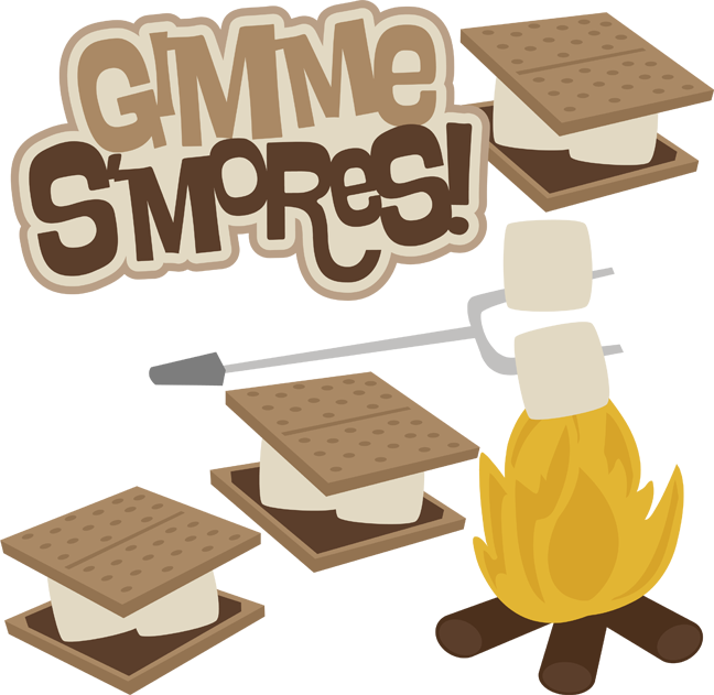 S\'mores SVG.