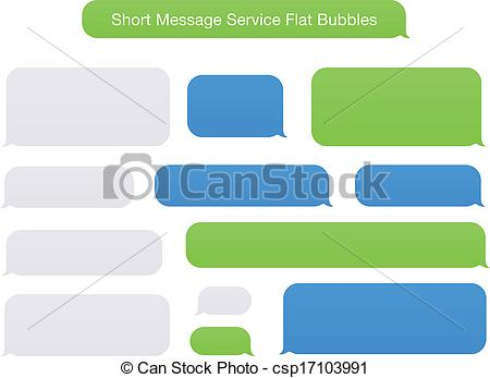 Ios 7 Bubble Clipart.
