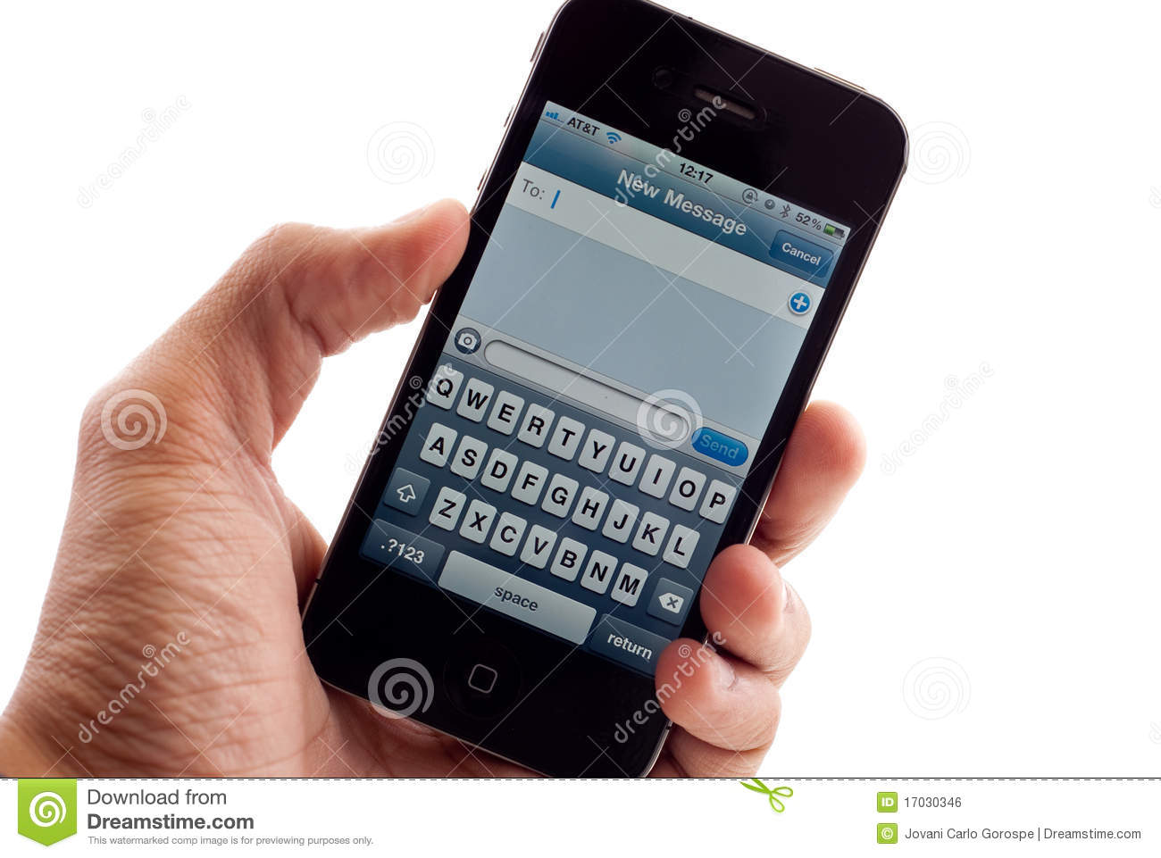 Clipart for text messages iphone.