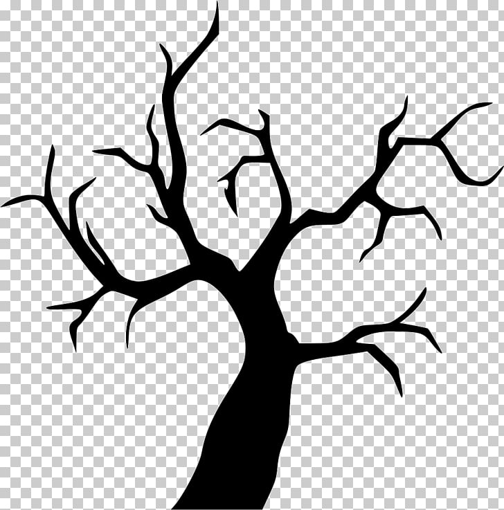 Tree Branch Drawing Snag, tree PNG clipart.