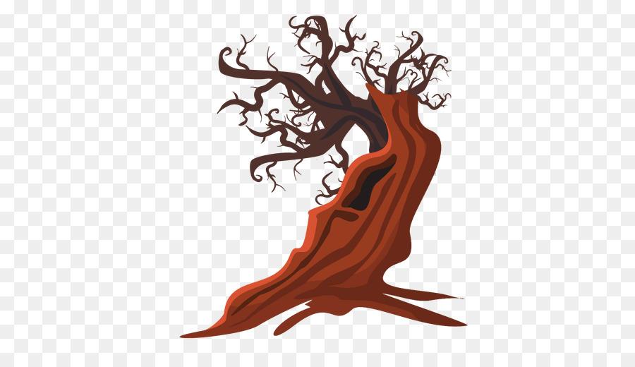 Tree Snag Branch Clip art.