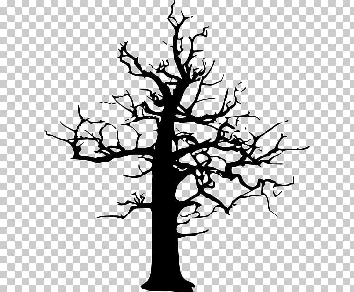 Tree Snag , Dead Tree Cartoon PNG clipart.
