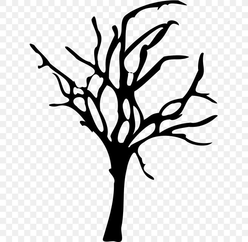 Tree Snag Drawing Clip Art, PNG, 624x800px, Tree, Art, Black.