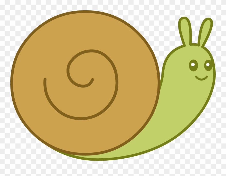 Snail Clipart.