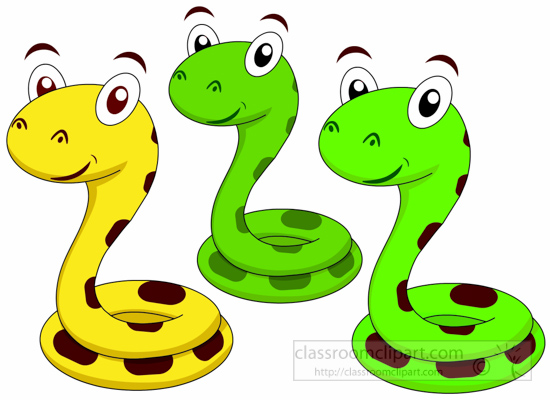 Reptiles Snake Clipart Clipart.