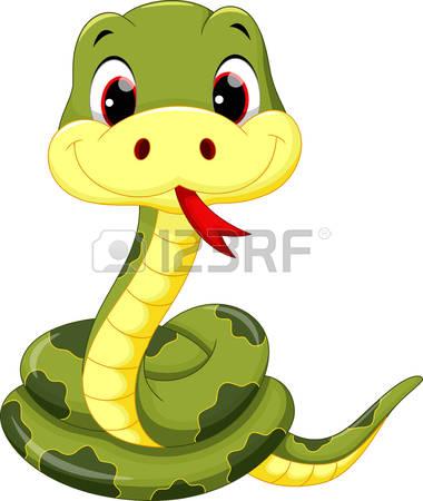Baby Snake Clipart.