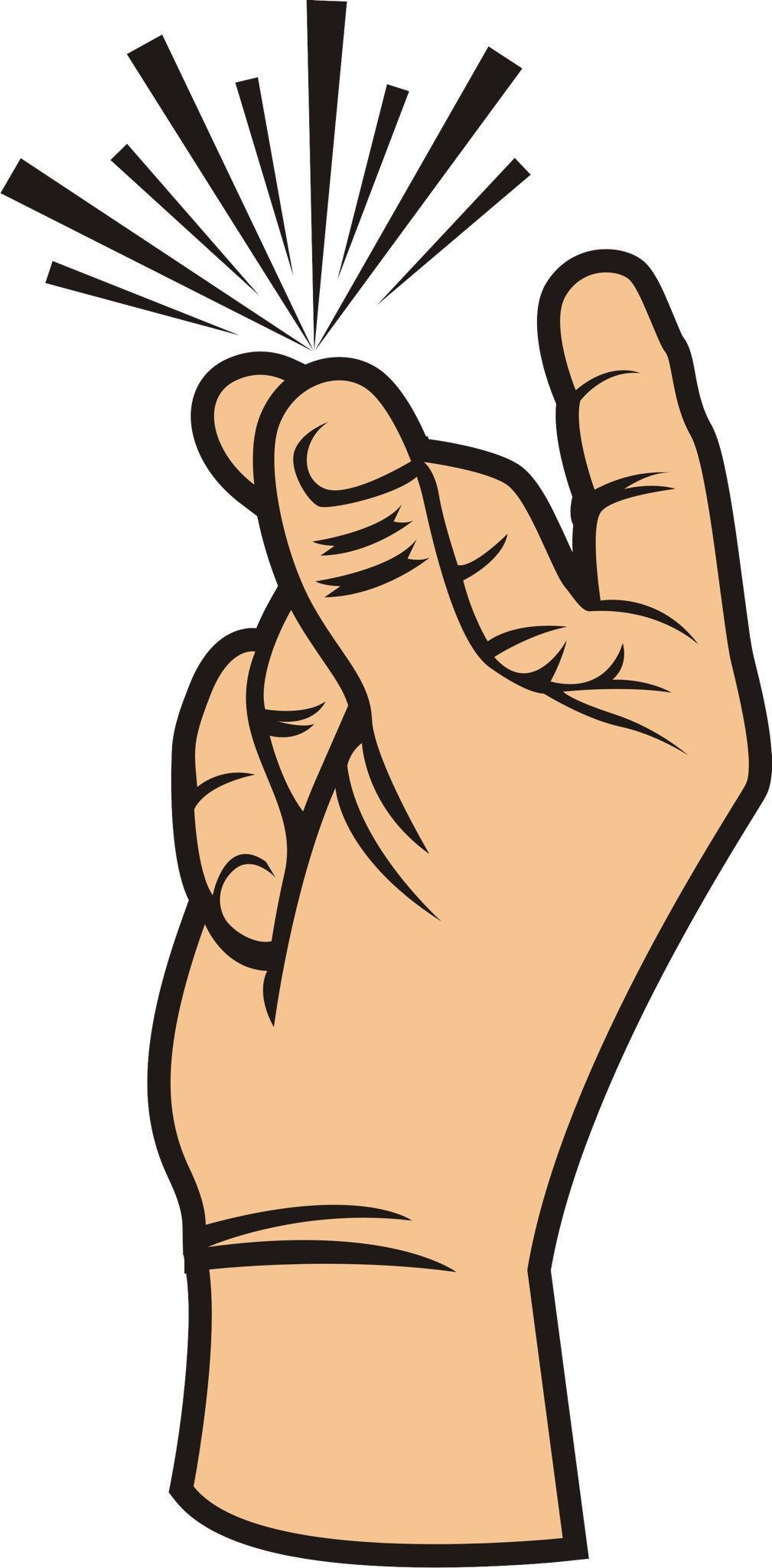 Finger clipart snap, Finger snap Transparent FREE for.
