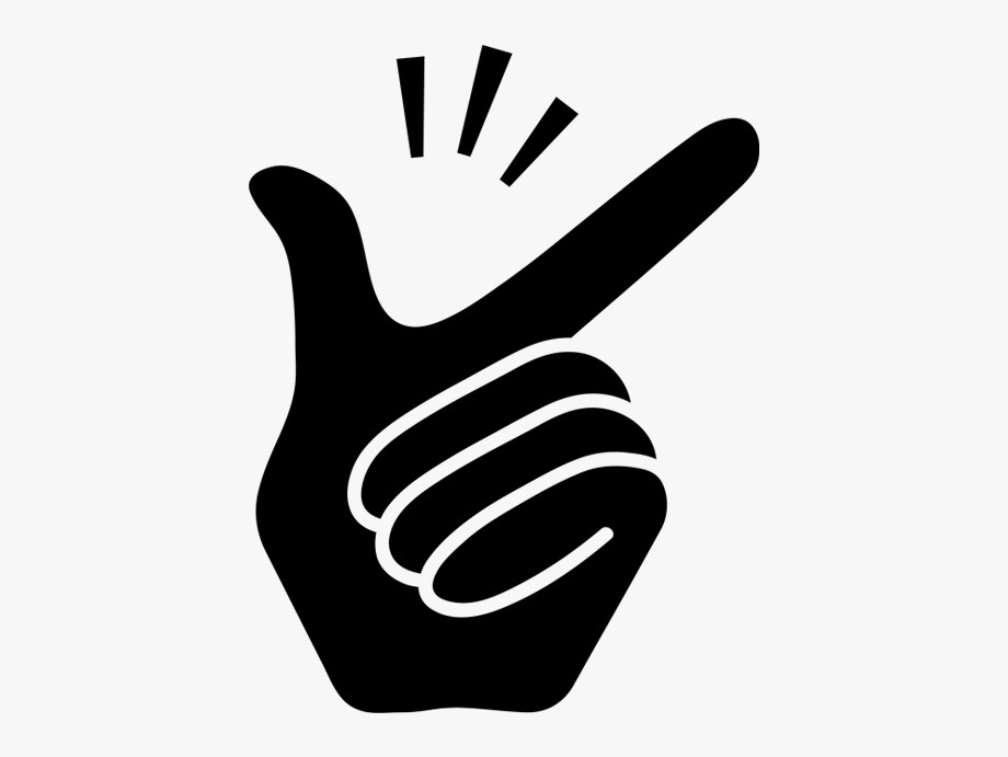 Fingers Clipart Snap.