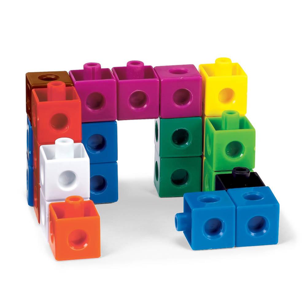 Snap Cubes, Set of 100.