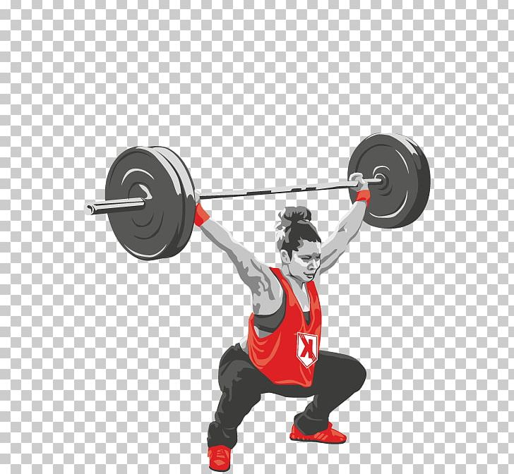 Barbell Weight Training Crossfit Keistad Olympic.