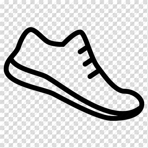Illustration of shoe, Sneakers Shoe Converse , Track Running Shoes.
