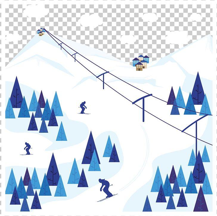 Skiing Snow Ski Resort Cartoon PNG, Clipart, Angle, Apres Ski, Area.