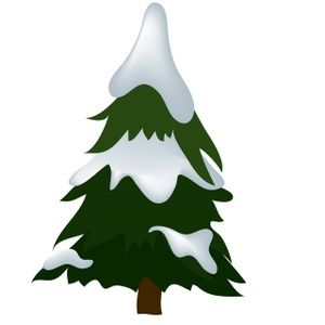 Free clip art pine trees clipart.