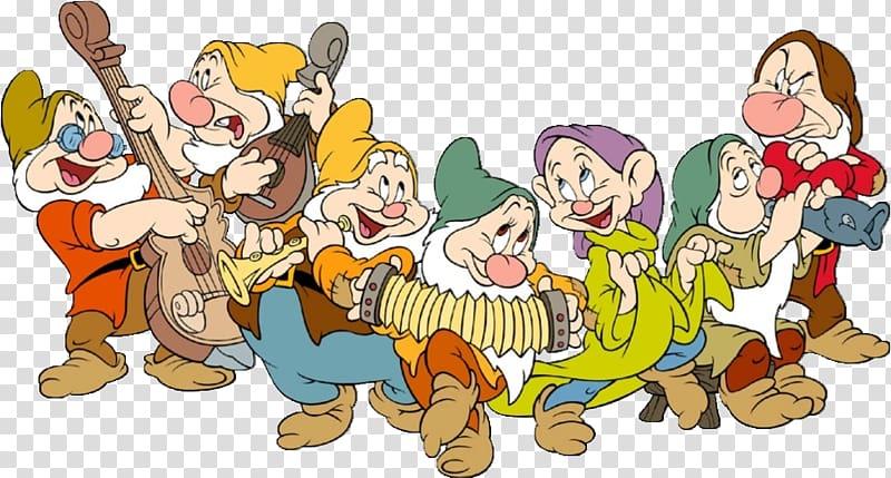 Snow White Seven Dwarfs illustraitons, Seven Dwarfs Mine.