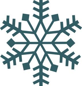 234 Free Snowflake free clipart.