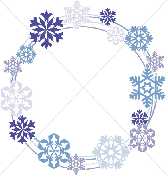 Snowflake Images, Snowflake Clip Art, Winter Images.