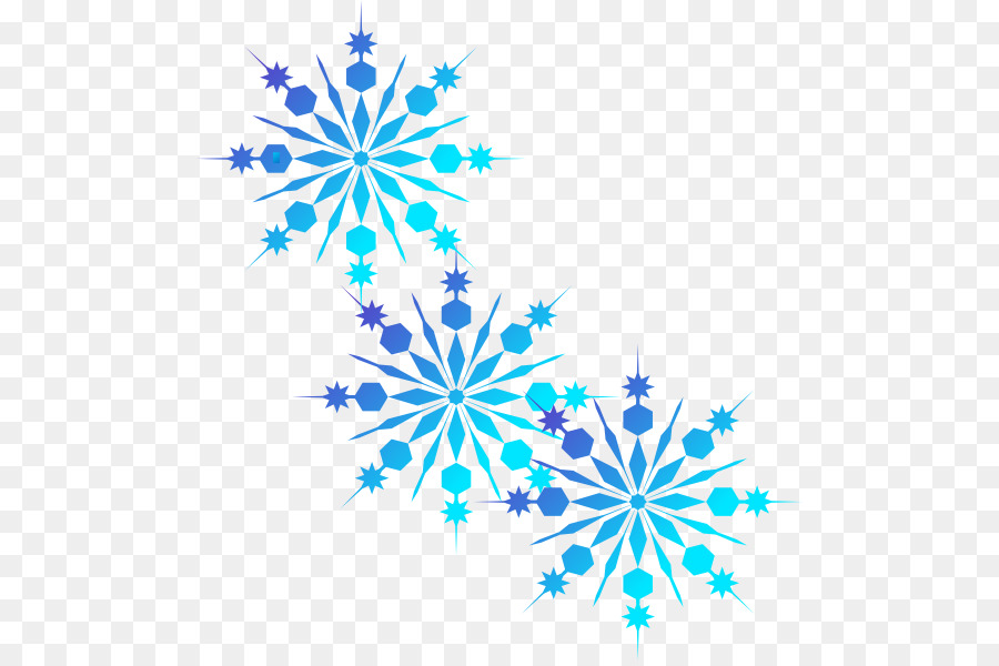 Snowflake Cartoon png download.