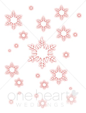 Clipart Snowflakes Falling.
