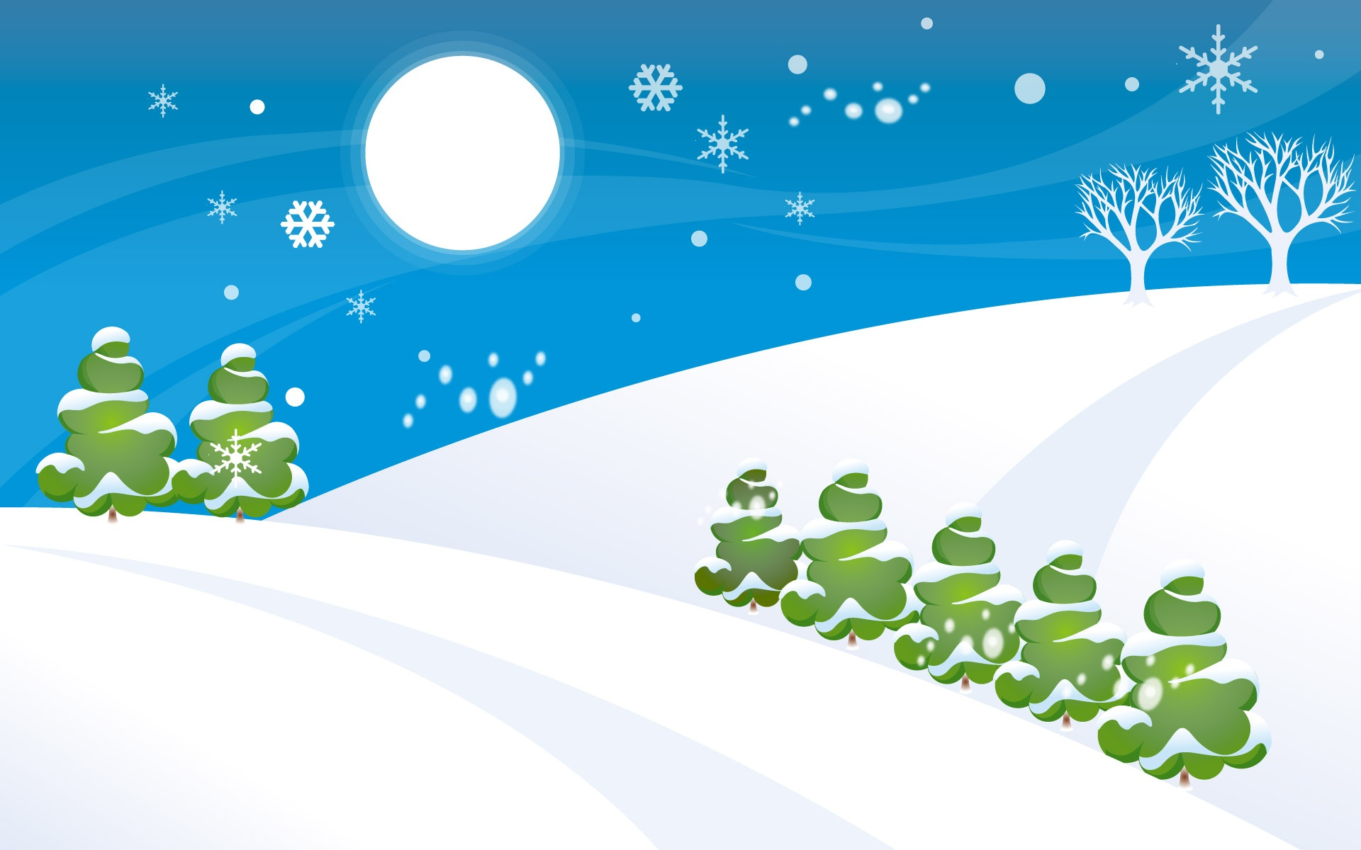 Snowy day clipart 4 » Clipart Station.