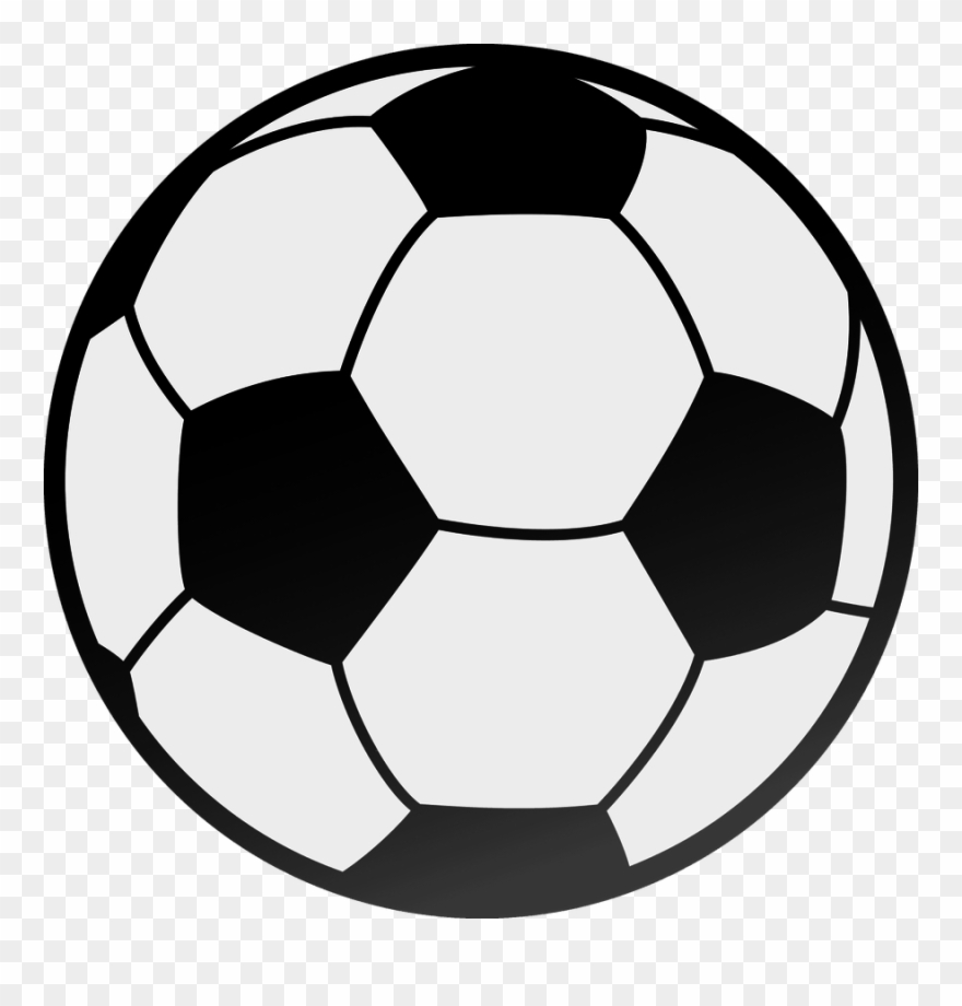 Printable Picture Of A Soccer Ball Clipart.