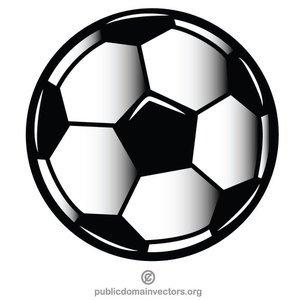 772 free vector clipart soccer ball.