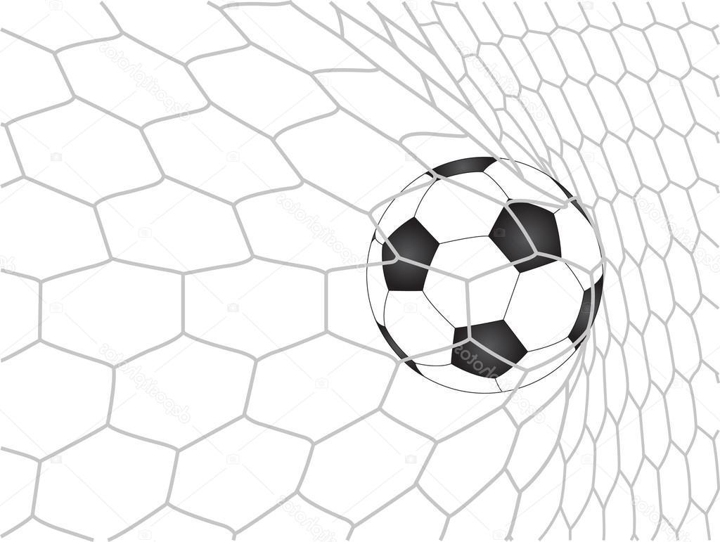 Unique Soccer Net Vector Images » Free Vector Art, Images.