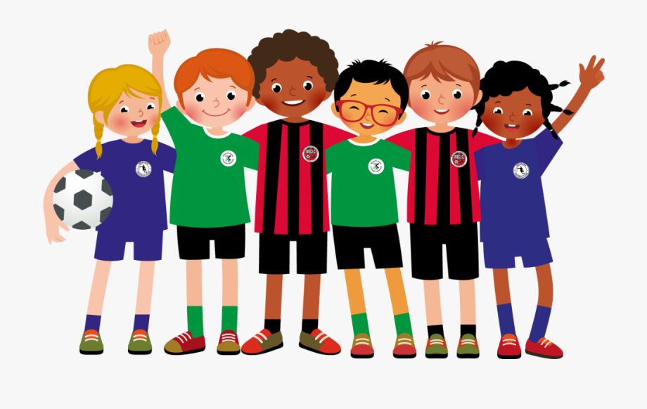 Play Clipart Football Training.