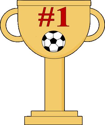 Soccer Trophy Clip Art.
