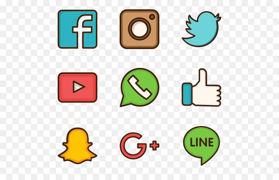 Social Media clipart.
