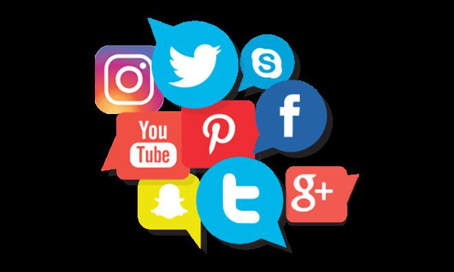 Social media marketing Social network advertising.