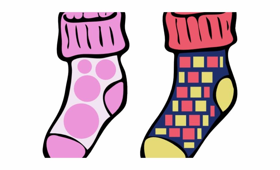 Socks Clipart Sock Hop.