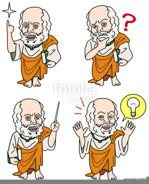 Free Clipart Socrates.