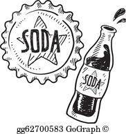 Soda Bottle Clip Art.