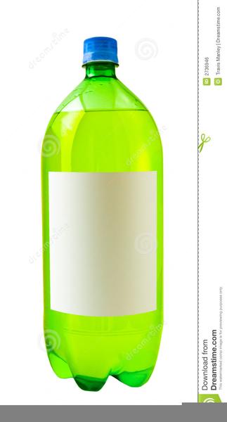 Clipart Liter Soda Bottle.