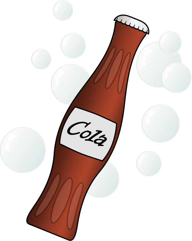 Soda Bottle Clipart Clipart Kid.
