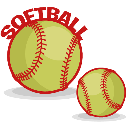 Softball clip art logo free clipart images 2 clipartcow 3.
