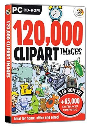 120,000 Clipart.
